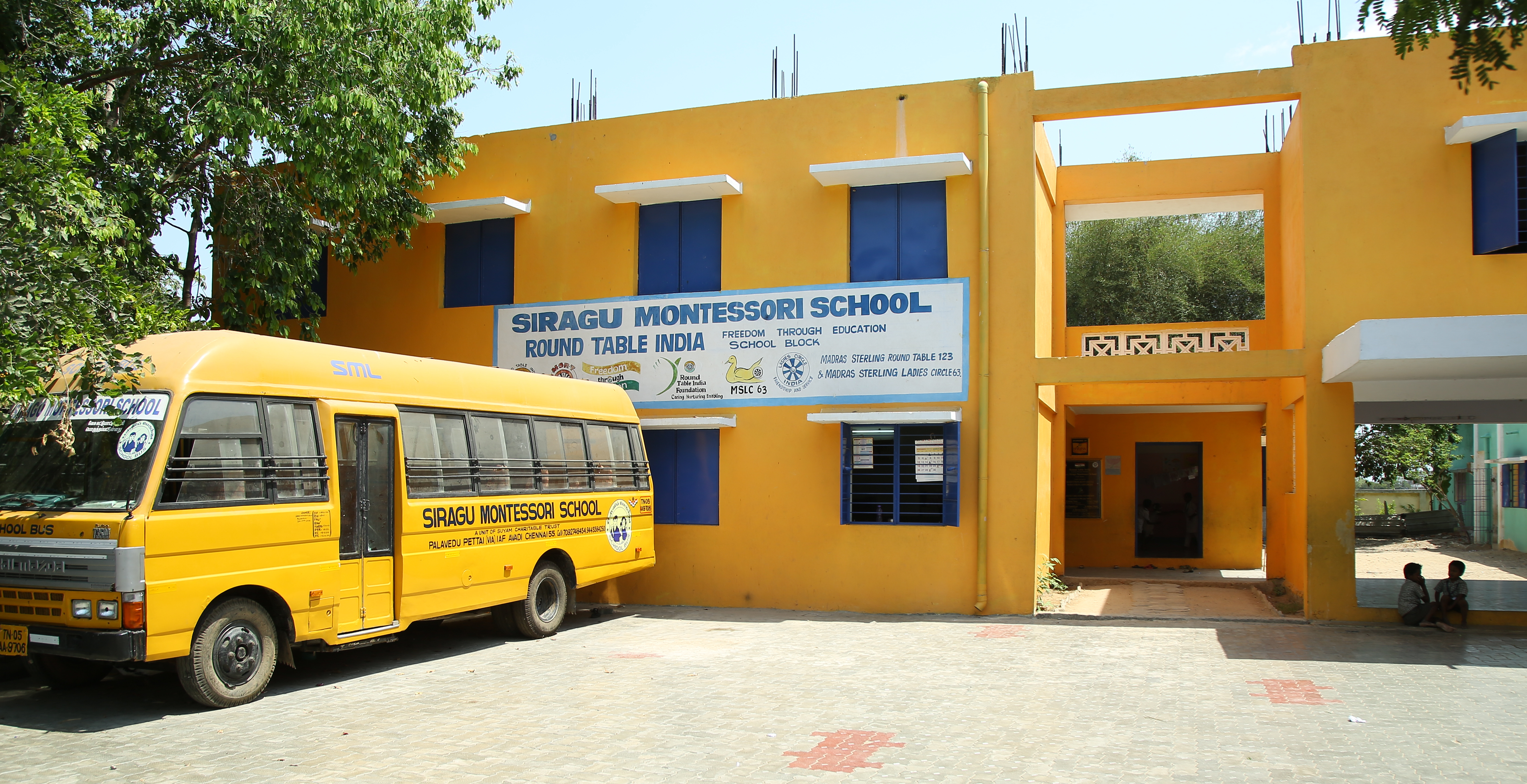Siragu Montessori School